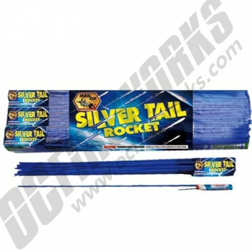 Silver Tail Bottle Rocket Gross 144Ct