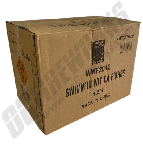 Wholesale Fireworks Swimmin Wit Da Fishes 12/1 Case