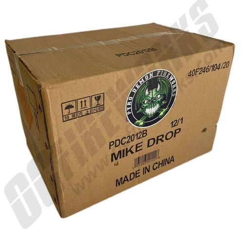 Wholesale Fireworks Mike Drop 12/1 Case