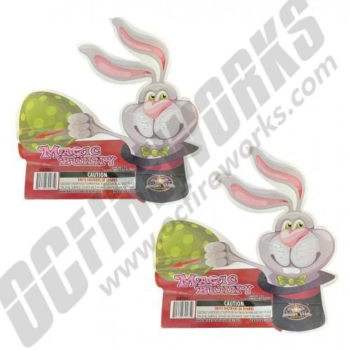 Magic Bunny 2pk