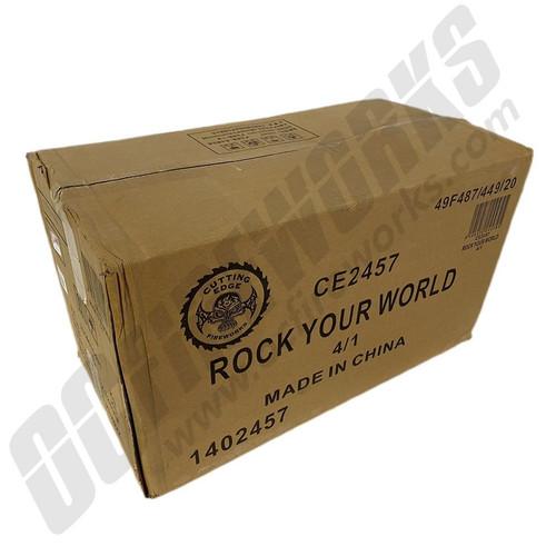 Wholesale Fireworks Rock Your World Case 4/1