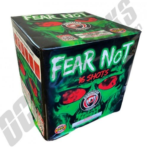 Fear Not BUY 1 GET 1 FREE !