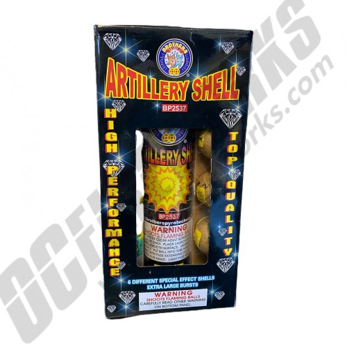 Brothers Artillery Shell 6ct Kit