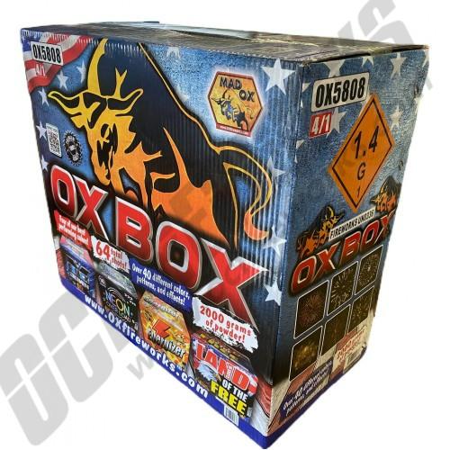 Ox Box 4pc Assortment