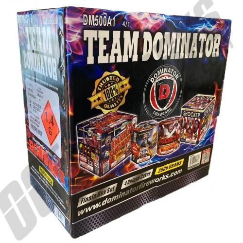 Team Dominator 4pc Assortment