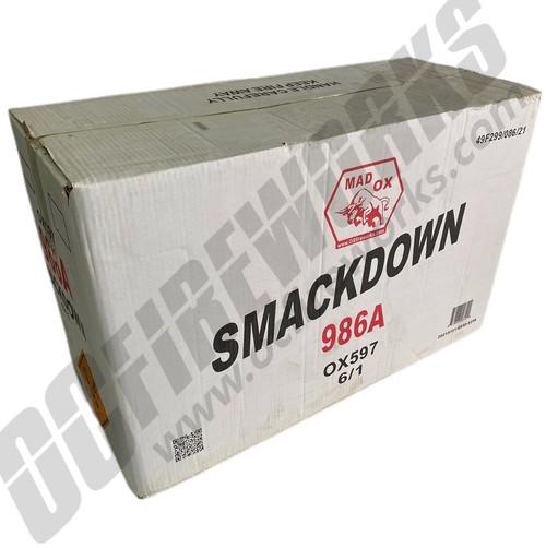 Wholesale Fireworks Smackdown Case 6/1