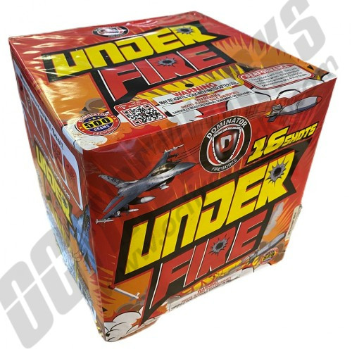 Under Fire BUY 1 GET 1 FREE !
