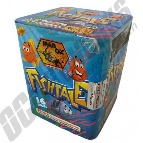 Wholesale Fireworks Fishtale Case 12/1