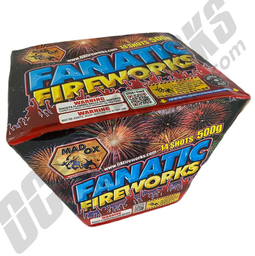 Fanatic Fireworks BUY 1 GET 1 FREE !
