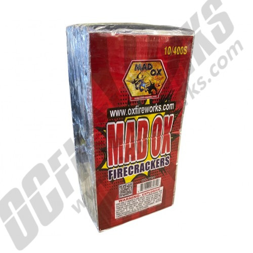 Mad Ox Firecrackers 400s Brick