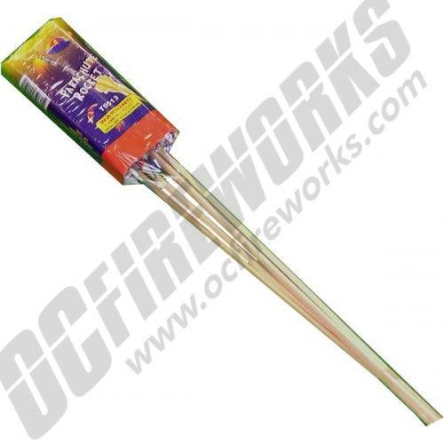 Parachute Rockets 6pk