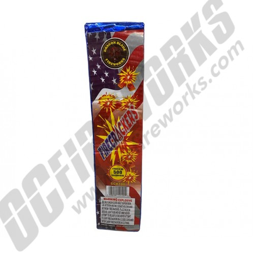 Firecrackers Strip Brick 500ct