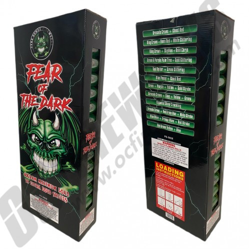 Fear Of The Dark 24ct Canister Shells Kit