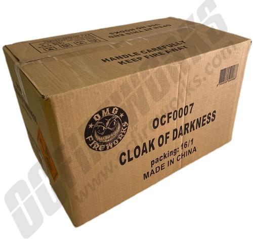 Wholesale Fireworks Cloak Of Darkness Case 16/1