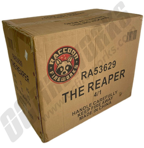 Wholesale Fireworks The Reaper 4/1 Case