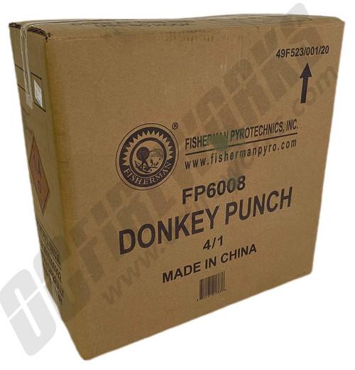 Wholesale Fireworks Donkey Punch Case 4/1