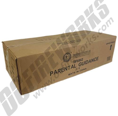 Wholesale Fireworks Parental Guidance Case 3/1