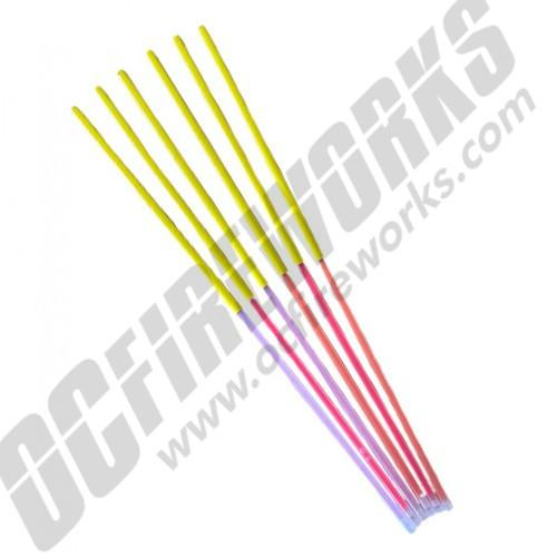 Glow Stick Sparklers 6pk