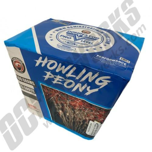 Howling Peony