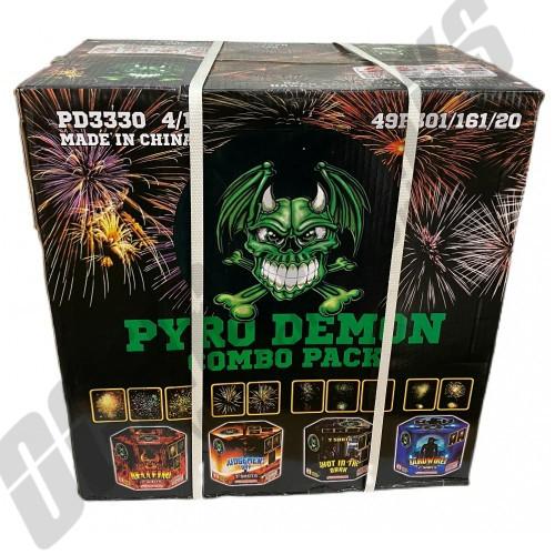 Pyro Demon 500 Gram Combo Pack