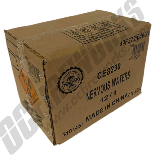Wholesale Fireworks Nervous Waters Case 12/1