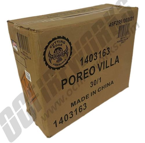 Wholesale Fireworks Poreo Villa Case 30/1