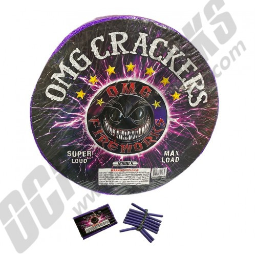 OMG Crackers 16000 Wheel