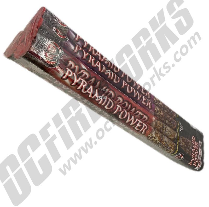Pyramid Power 5 Ball Candle 10pk