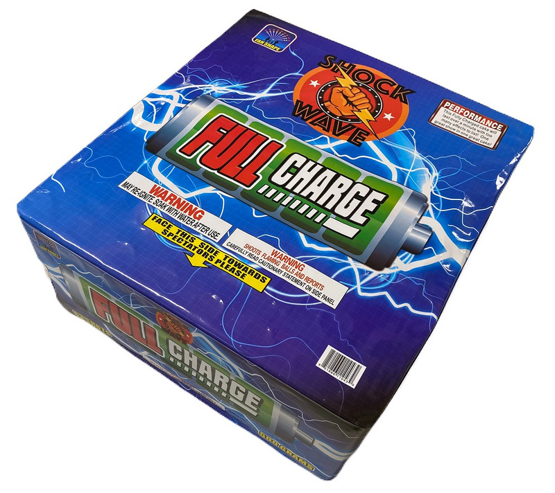 Wholesale Fireworks Full Charge Case 3/1