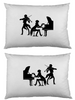 Classic design pillowcase set