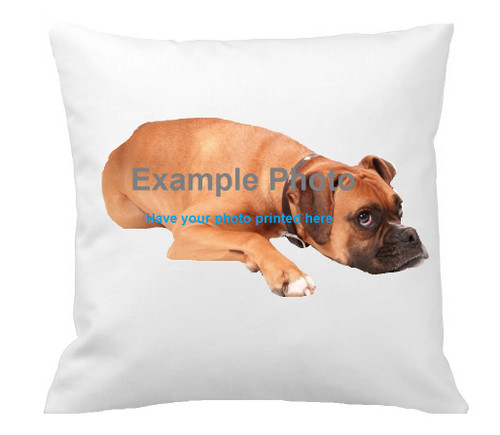 45 cm Photo Cushion with your image