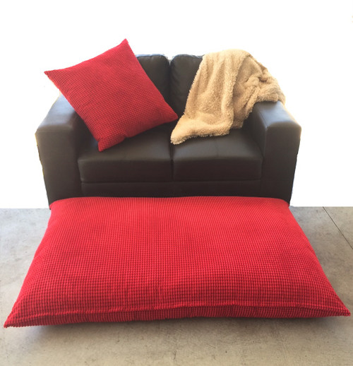 XLarge Floor cushion 100 x 145 cm Heavy Duty Fabric