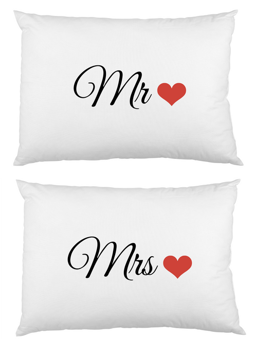 Personalised pillowcases
