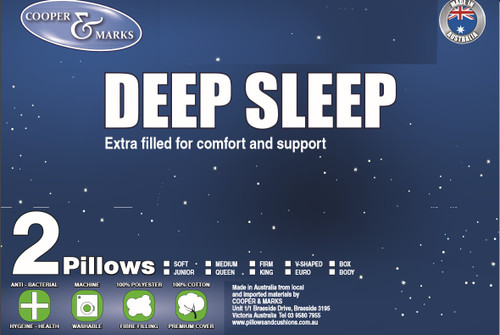 Deep Sleep Pillows,