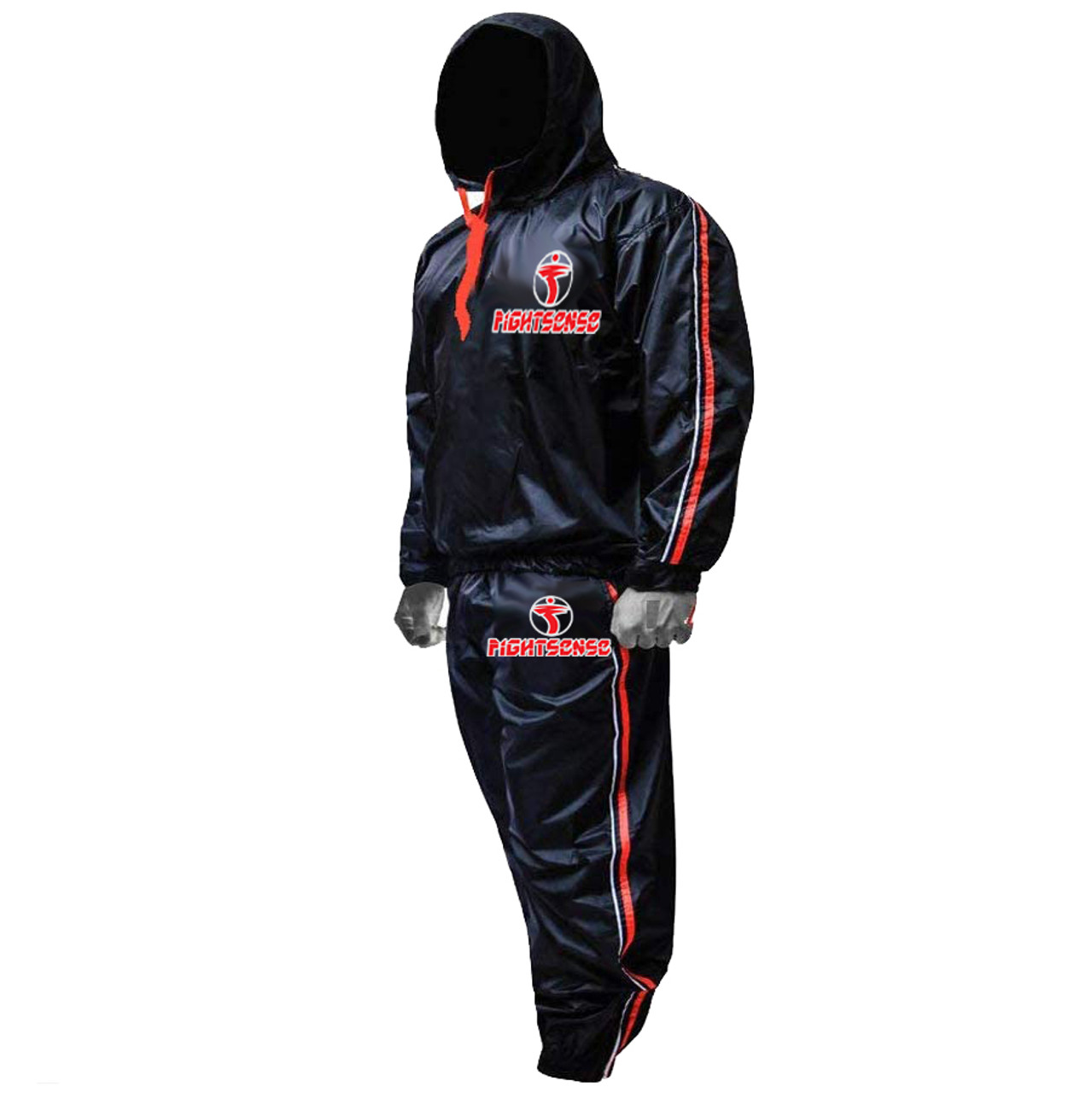 2Fit Sauna Sweat Suit Gym Boxing MMA Jogging Weight Loss Slimming Shorts UFC New