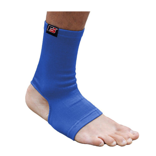 FIGHTSENSE Anklet Foot Color Blue www.fsboxing.com