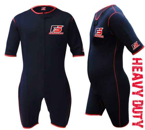 FIGHTSENSE Neoprene Sauna Suit Weight Loss