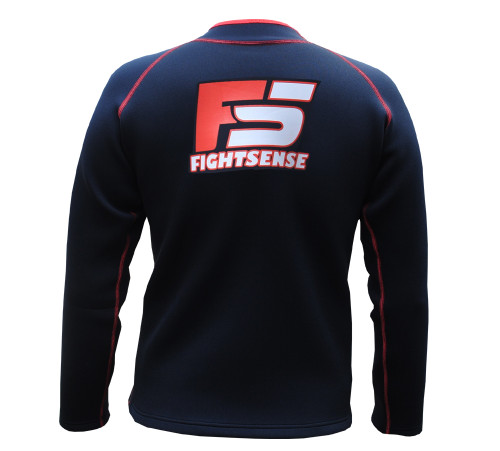 FIGHTSENSE Neoprene Men Top Rash Guard www.fsboxing.com