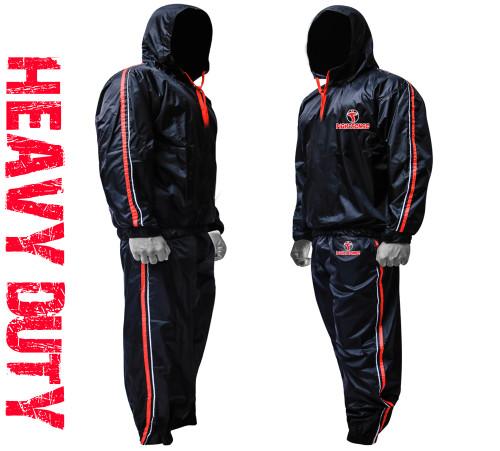 FIGHTSENSE Sauna Suit www.fsboxing.com