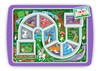 Dinner Winner, Enchanted Forest kids plate, fun kids gift, dinner tray for little girls, fun dinner tray, food plate to help picky eaters, princess dinner tray for kids