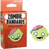 Zombie Bandaids, Zombie bandages, cute bandaids for kids, cool kids bandages, stickers for cool kids, Zombie gift for kids, fun gift for kids who love zombies, bandaids for little boys, Character bandages, brains zombie bandages, 18 in box