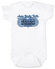 Auto Body Tech Baby Bodysuit, Headlight alignment specialist, funny auto shop baby clothes, Mechanic daddy, baby gift for mechanics and auto body techs, dad works on cars
