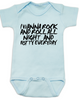Kiss Baby Bodysuit, Band Onsie, Metal Baby, Classic Rock and Roll, Heavy Metal, blue