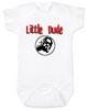 Little Dude Baby Bodysuit, Big Lebowski Baby Onsie, Fuck it dude, let's go bowling, The Big Lebowski, The Dude