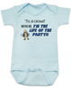 3's a crowd baby Bodysuit, I'm the life of the party baby Bodysuit, funny baby gift for third child, three's a crowd, Whatever dude baby onsie, 3rd child is the best, blue