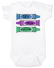 Get your Cray-on baby Bodysuit, Cray Cray Baby Onsie, Crayon