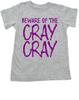 Beware of the Cray Cray Toddler Shirt, Cray Cray toddler shirt, Crazy toddler t-shirt, Infant fashion tee, baby fashion t-shirt, funny crazy kid shirt, pink on grey