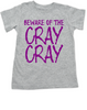 Beware of the Cray Cray Toddler Shirt, Cray Cray toddler shirt, Crazy toddler t-shirt, Infant fashion tee, baby fashion t-shirt, funny crazy kid shirt, pink on grey