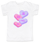 Funny Candy Heart toddler shirt, Valentines Day kid tee, Valentine's Day hearts, kid valentine kid t shirt, Offensive candy heart toddler t-shirt, white