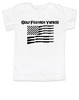Golf Foxtrot Yankee, Military toddler shirt, Go Fuck Yourself, American Flag toddler t-shirt